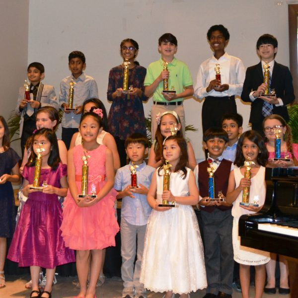 Spring Piano Recital