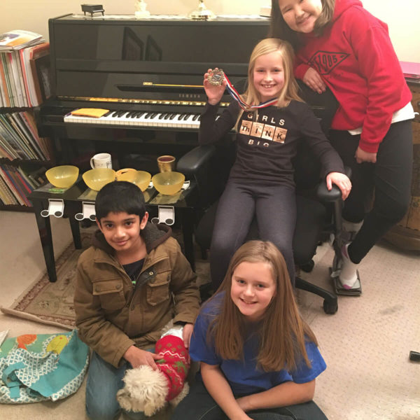 Book Blast Piano Camp