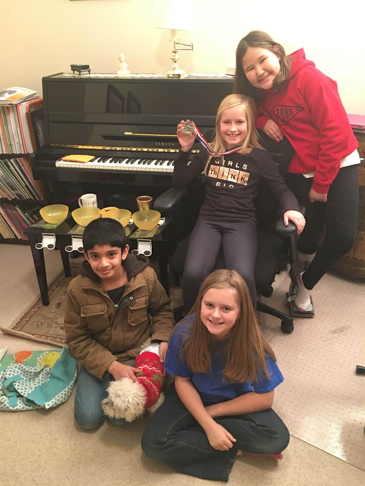 Book Blast Piano Camp